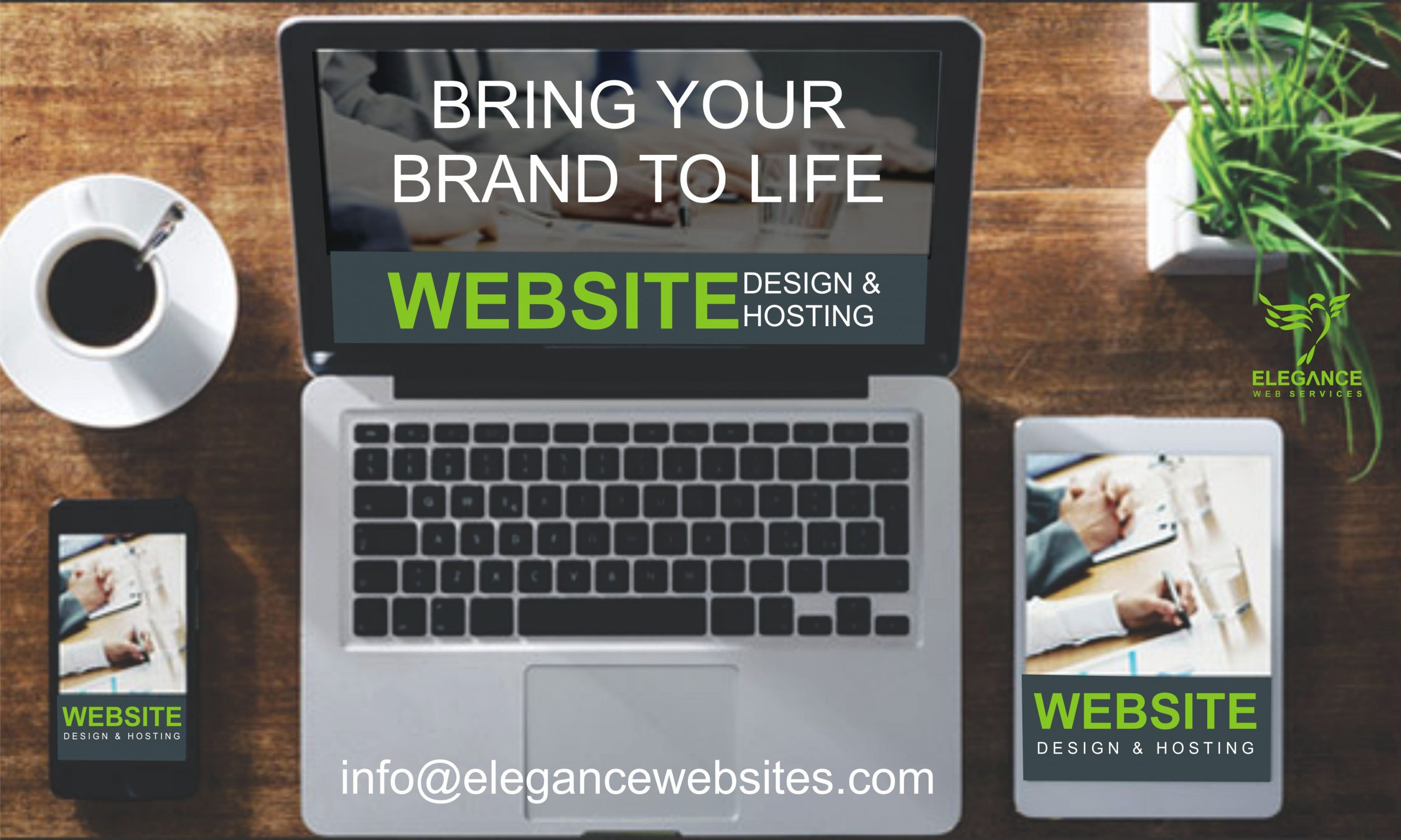 The Full-Service Web Design Agency You've Been Looking For