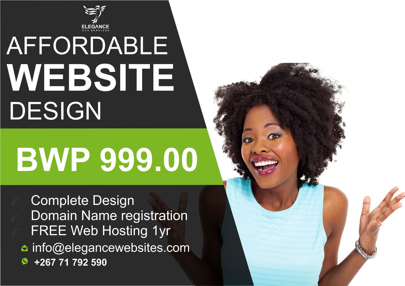 Botswana Affordable Websites