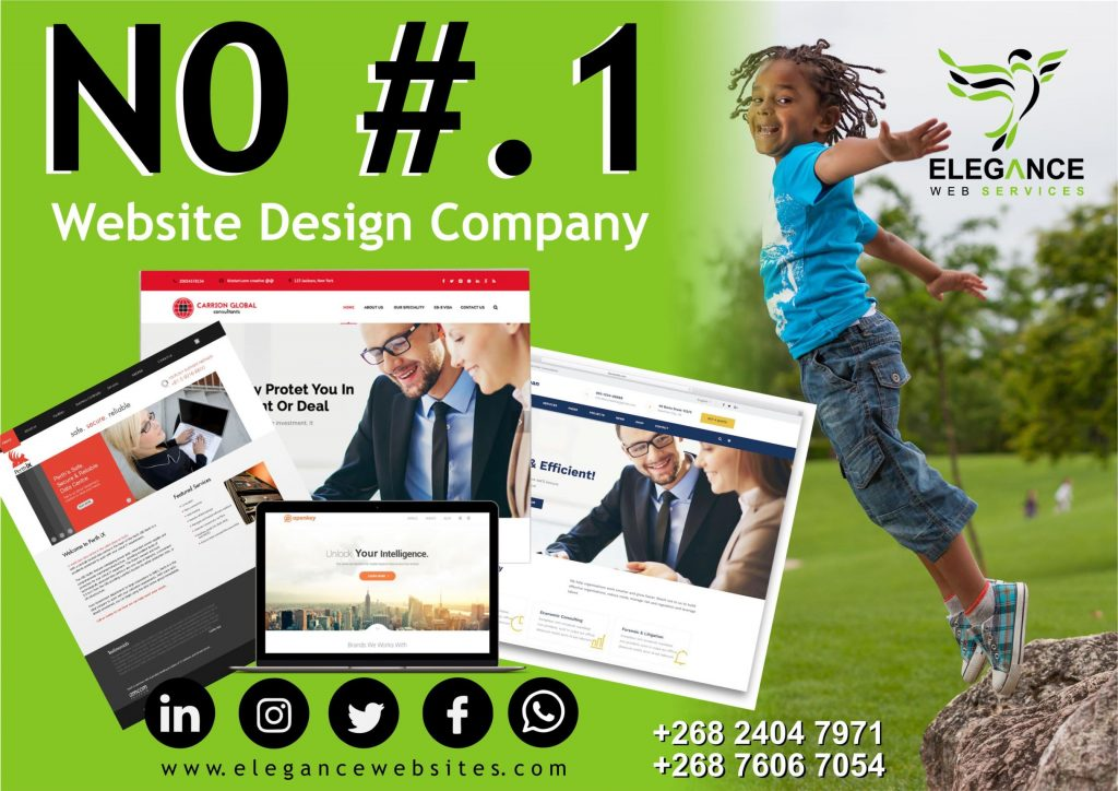 BE VISIBLE . GET A WEBSITE . STAND OUT . ASK US HOW
